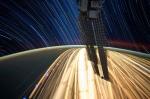 Orbital Star Trails!