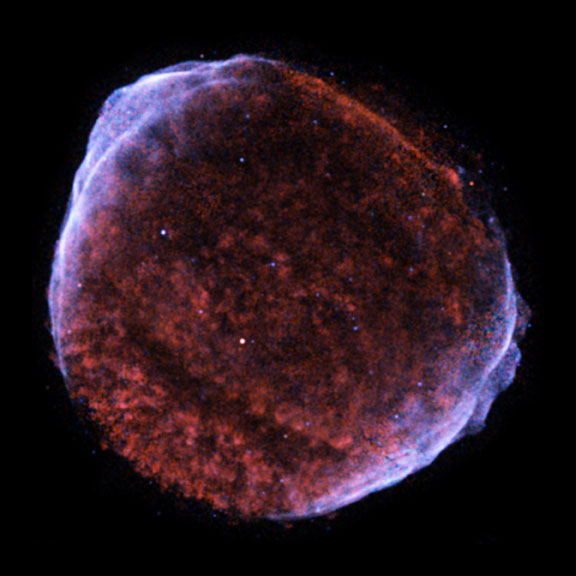 There's nothing about supernovae which isn't cool. Yes, I realise how ironic that statement is.