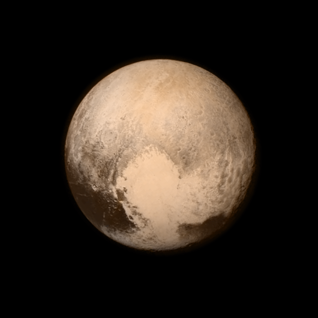 We ♥︎ you too, Pluto!